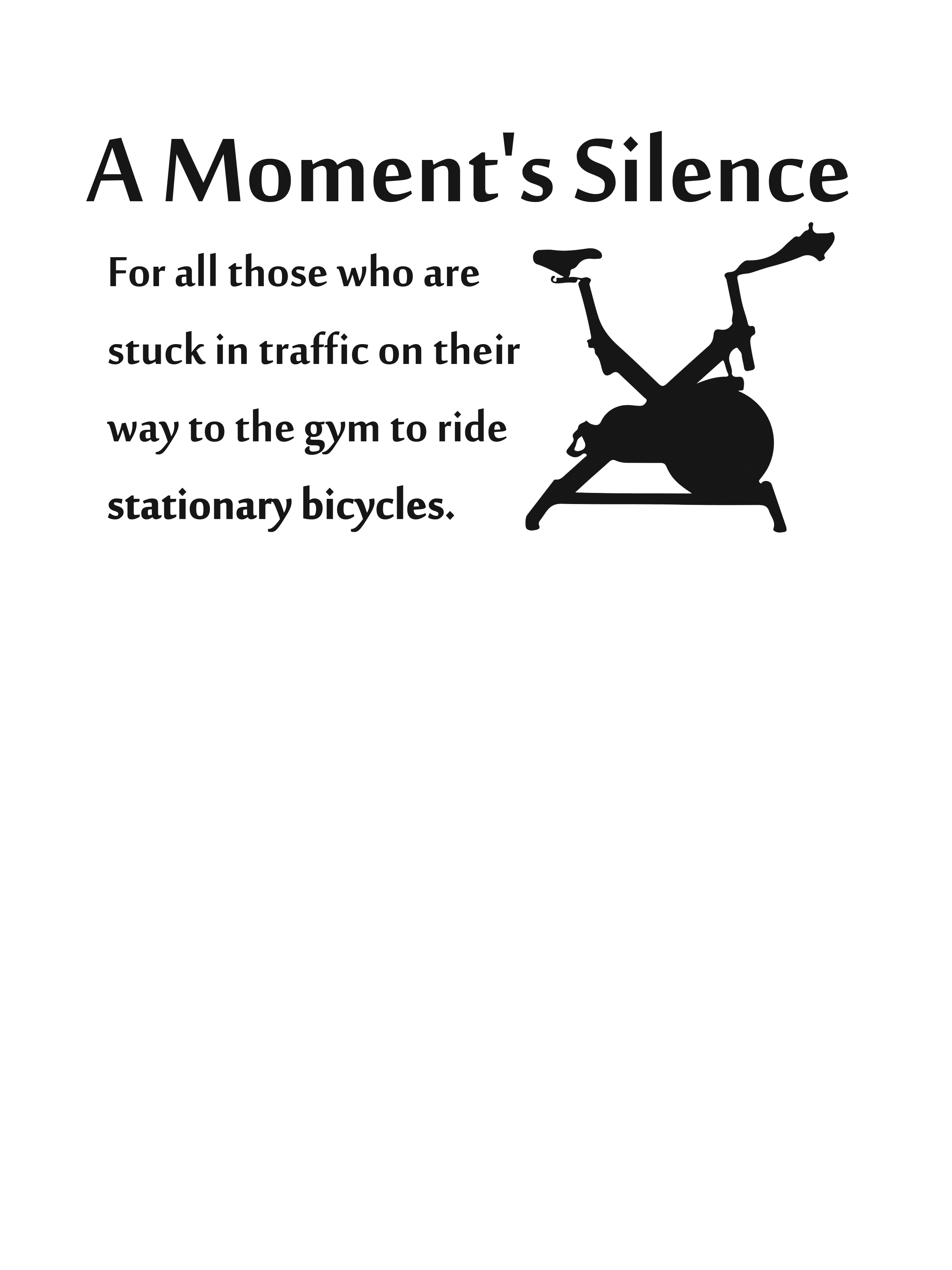 0029 – A Moment's Silence