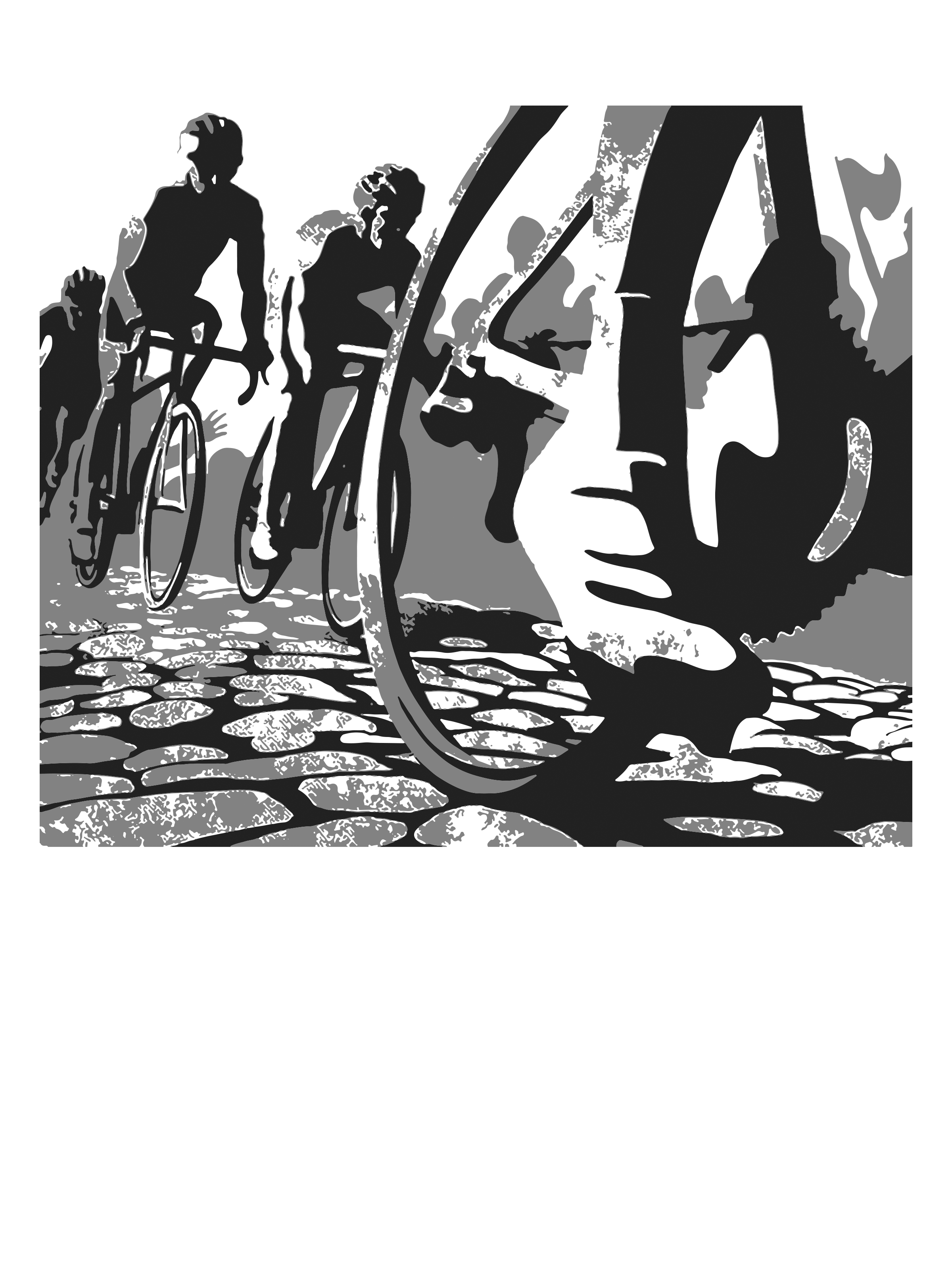 0171 – Bicycle Race