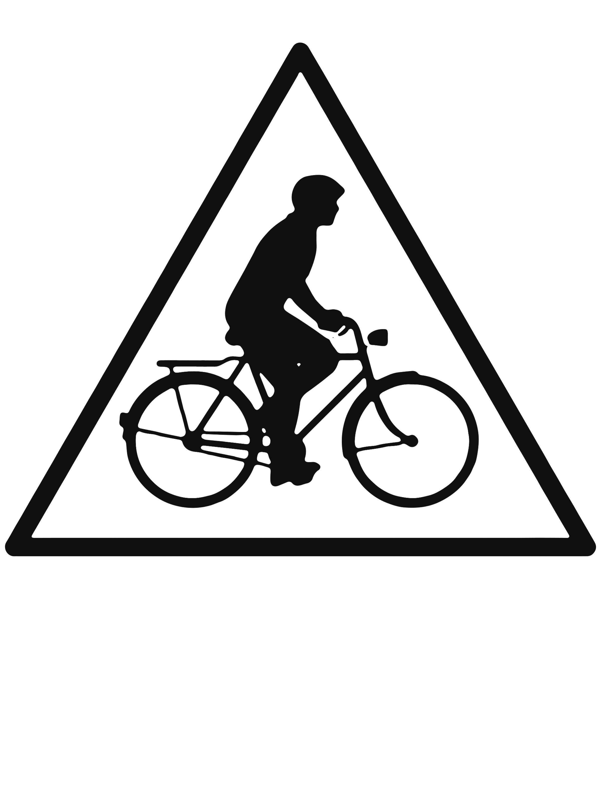 0227 – Watch for Bicycles