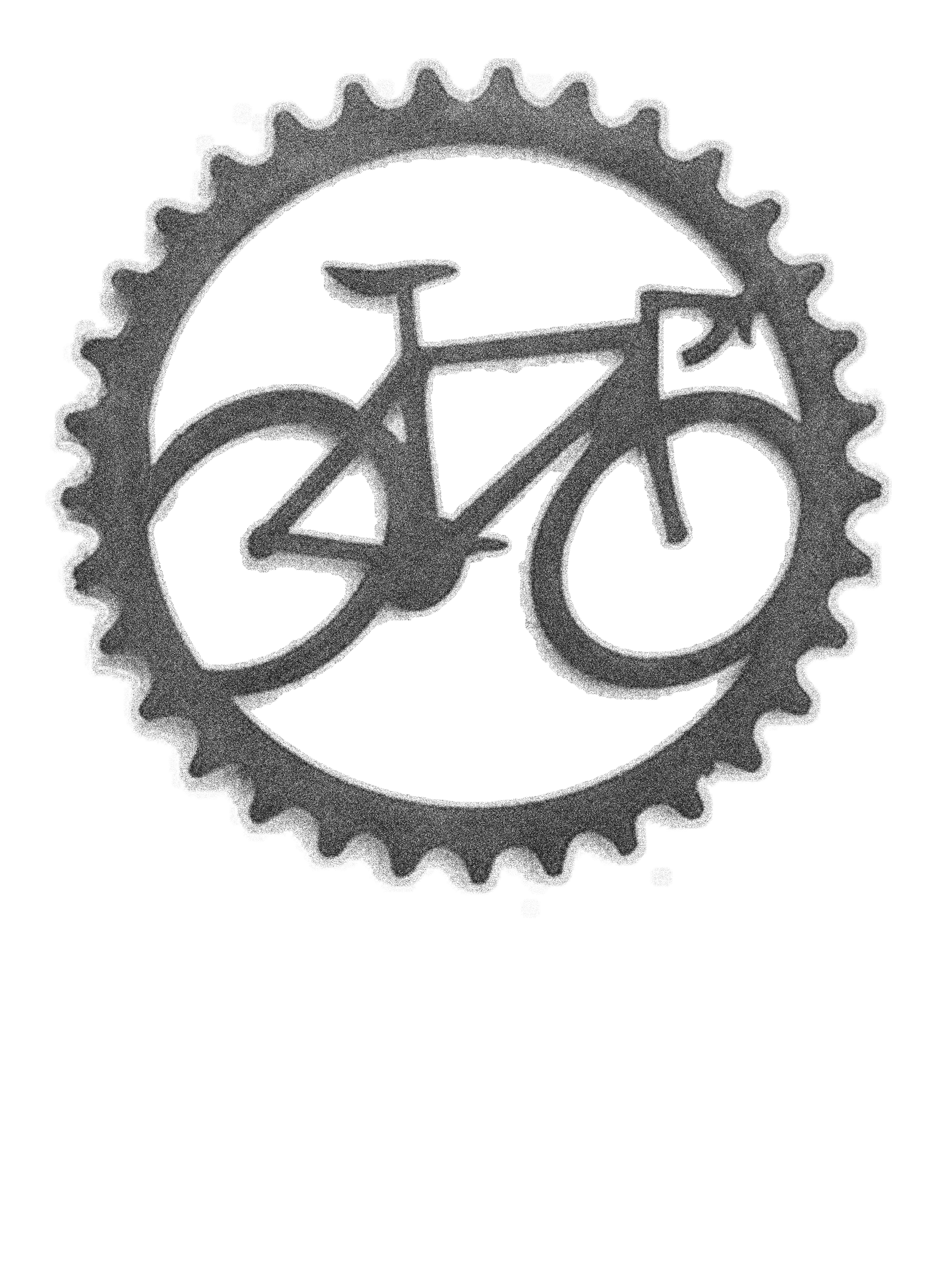 0248 – Bicycle inside Chainring