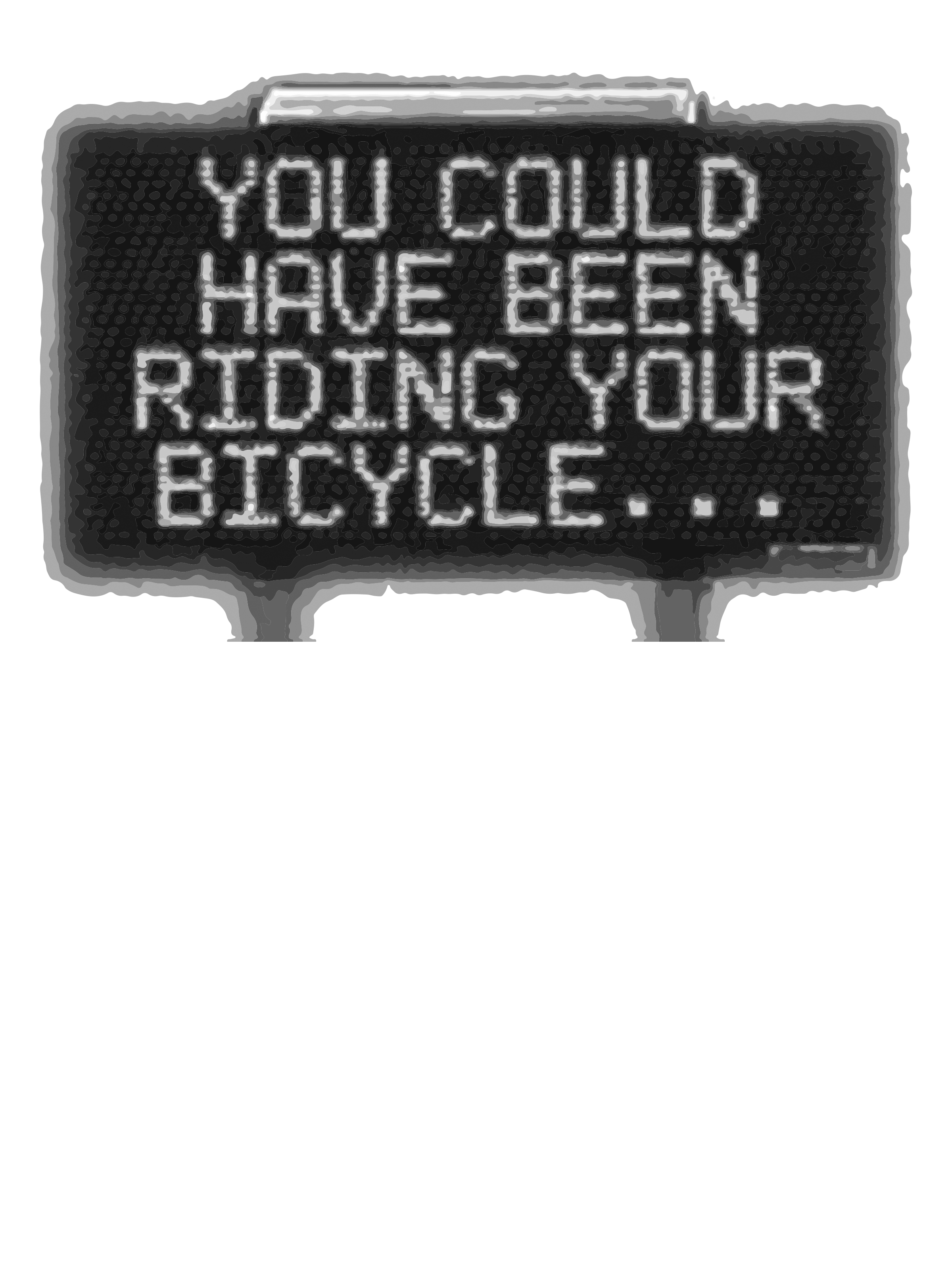 0251 – Riding Your Bicycle