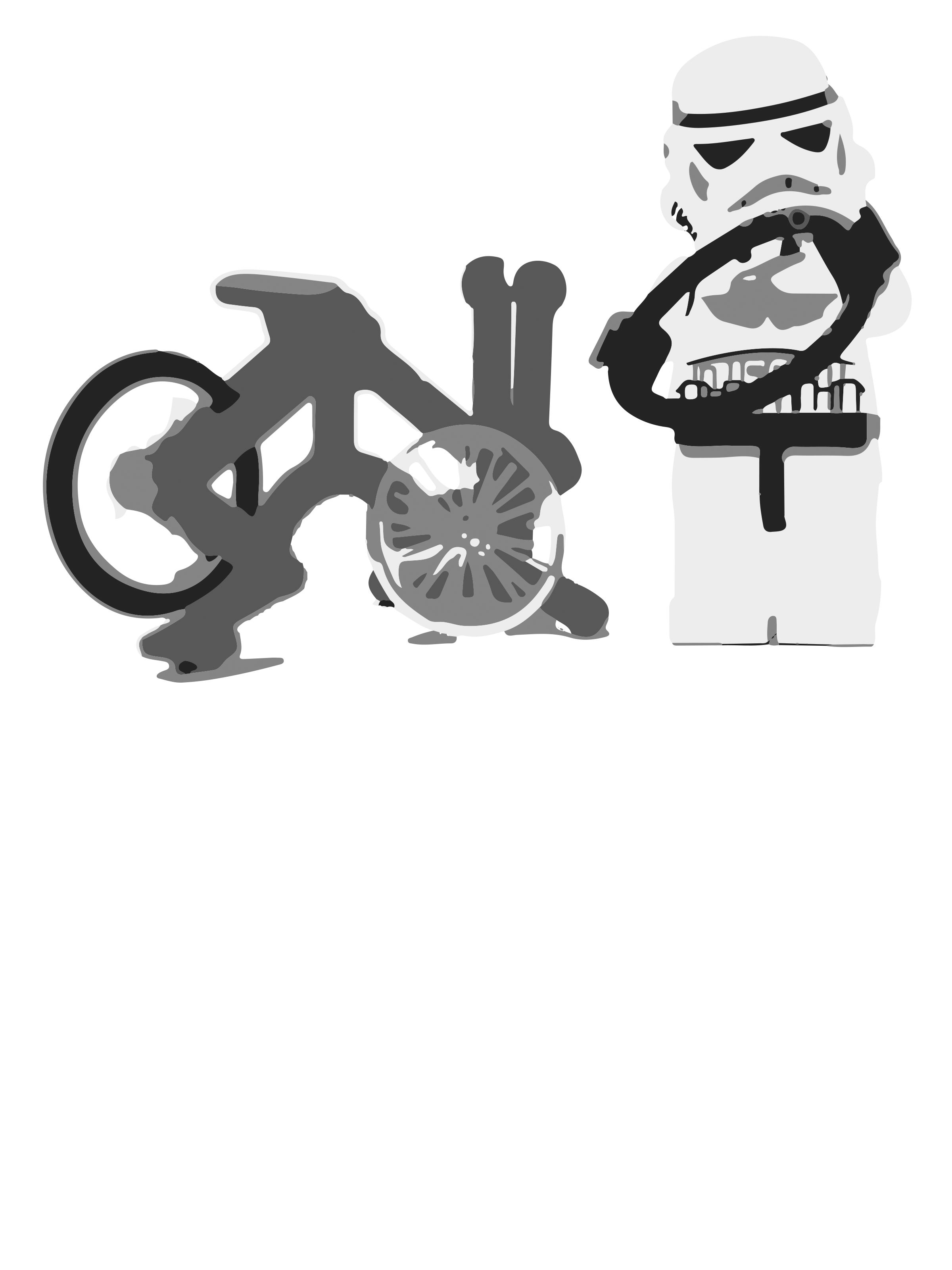 0280 – Lego Bicycle Man