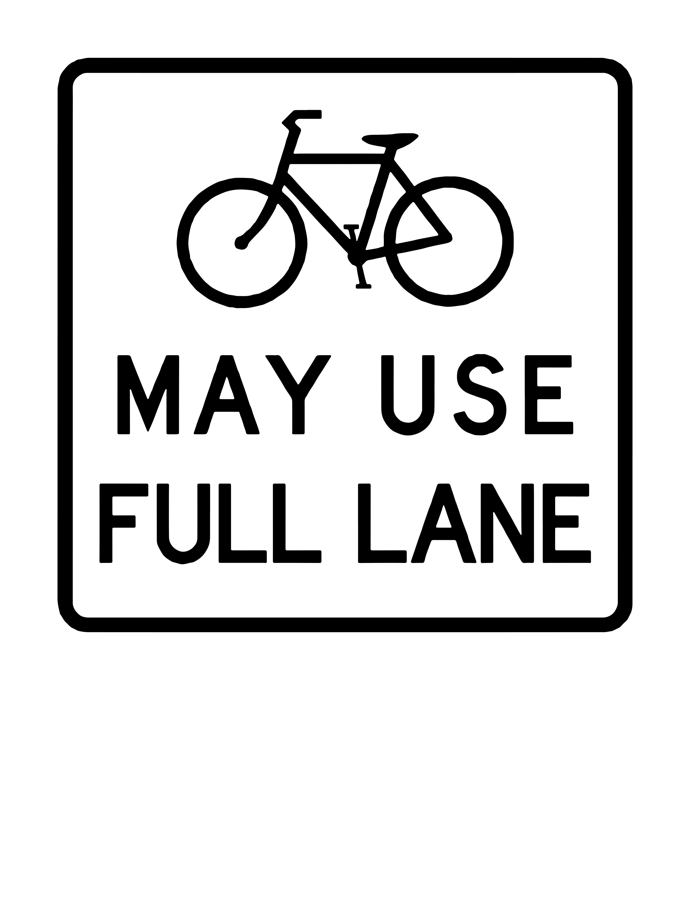 0372 – May Use Full Lane