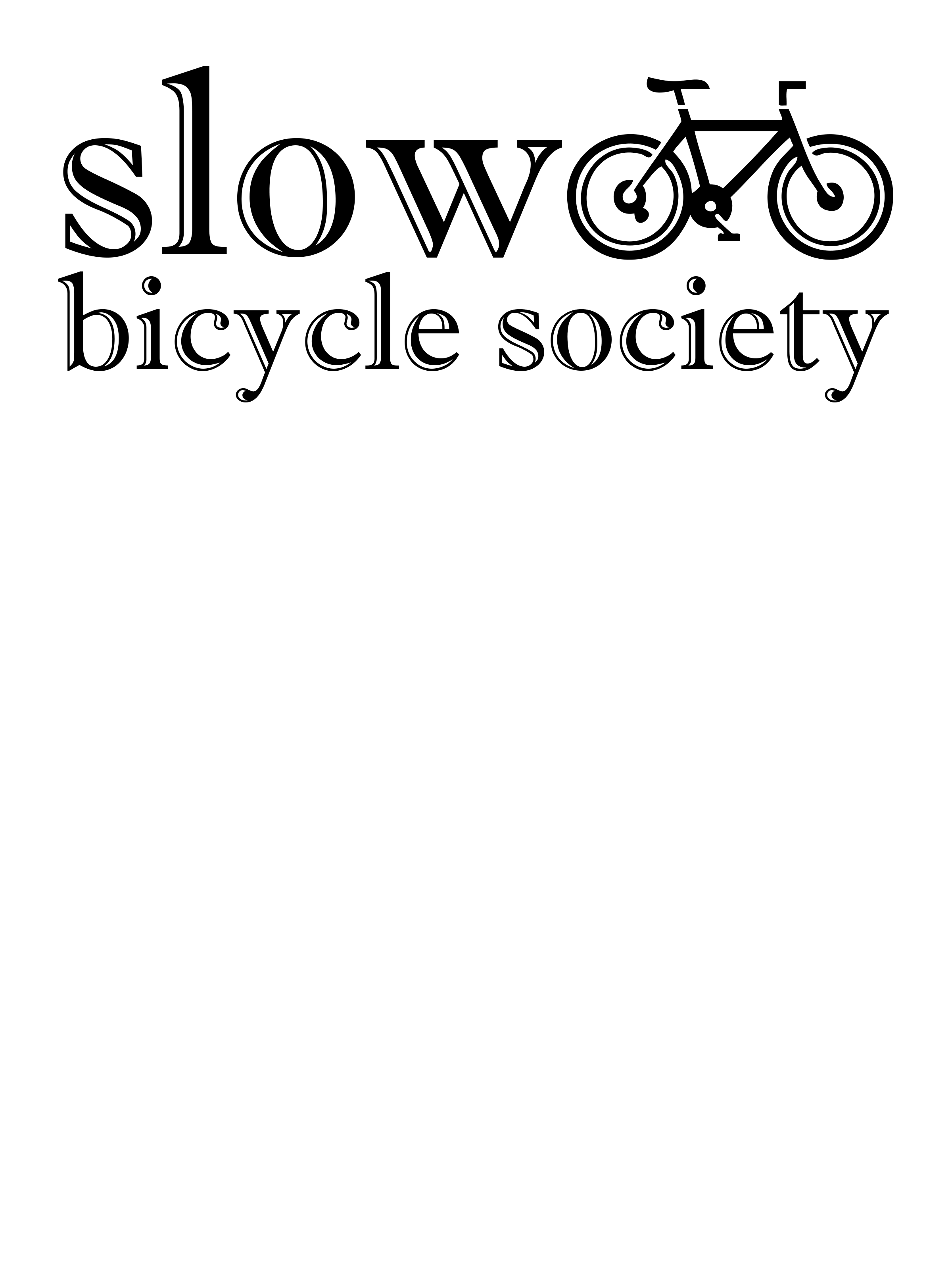 0393 – Slow Bicycle Society